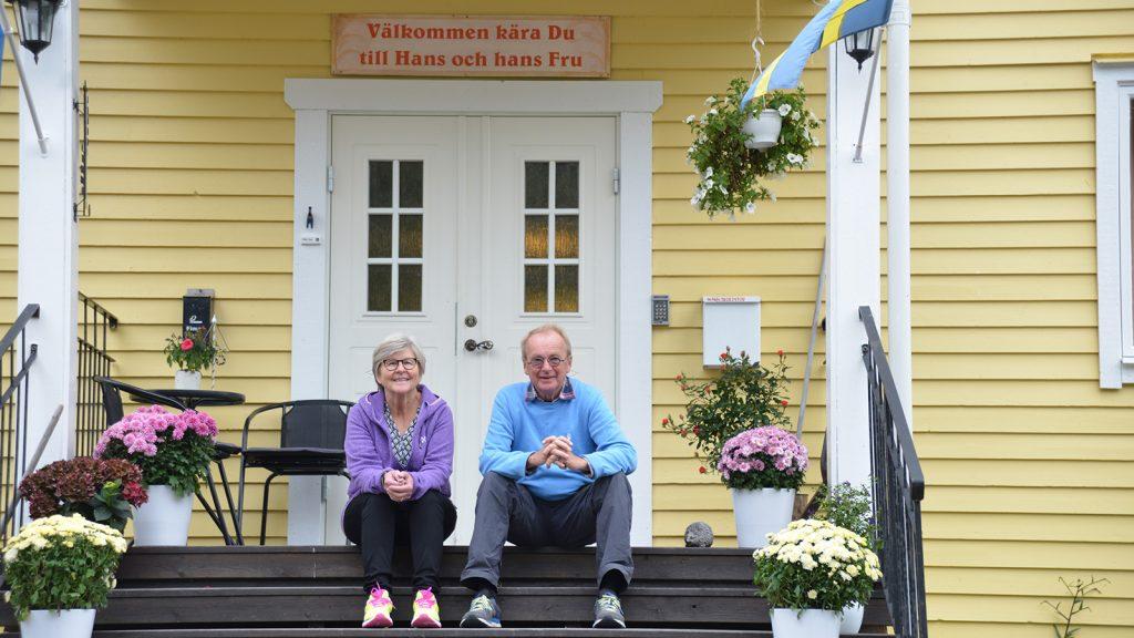 Karin och Hans Holmström