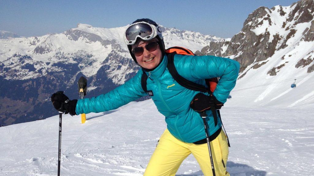 Anna i Alperna