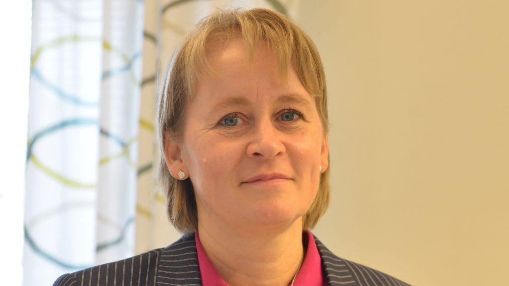 Kommunchef Christina Holback