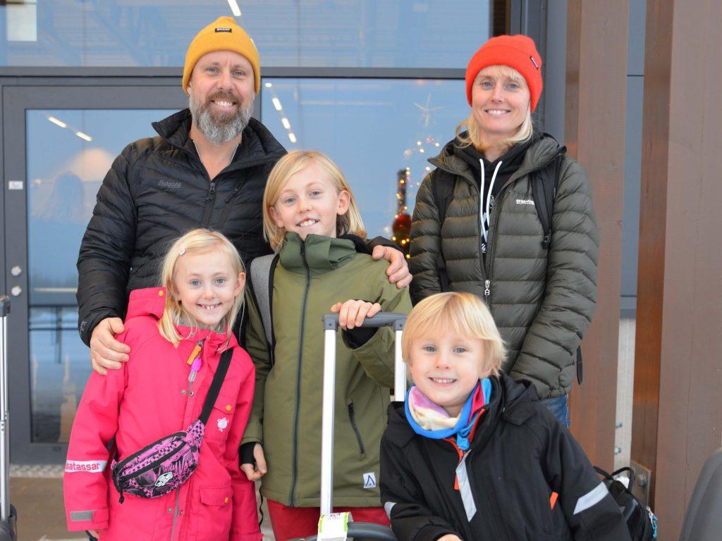 Familjen Thunberg