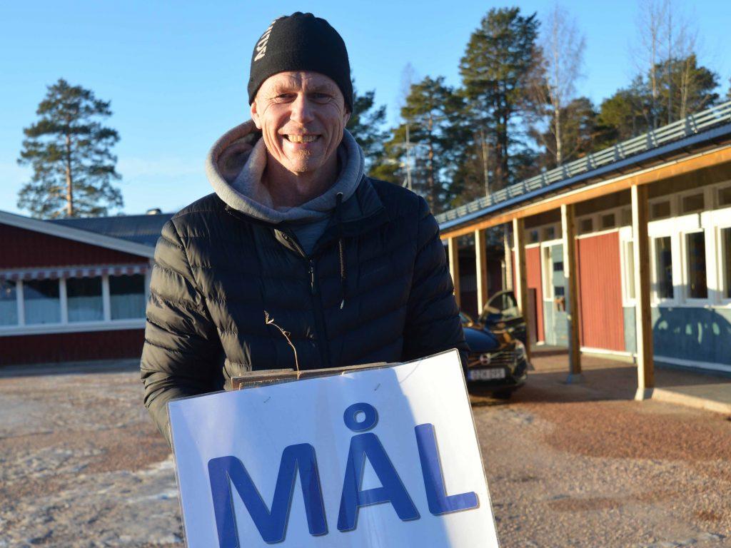 Tävlingsledare Ulf