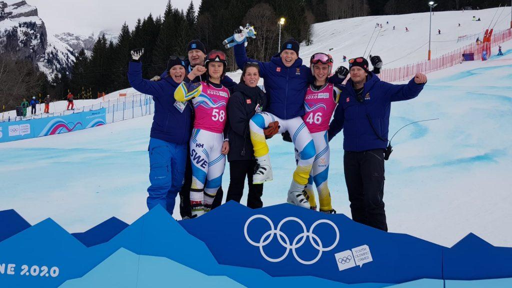 OS-medaljörer