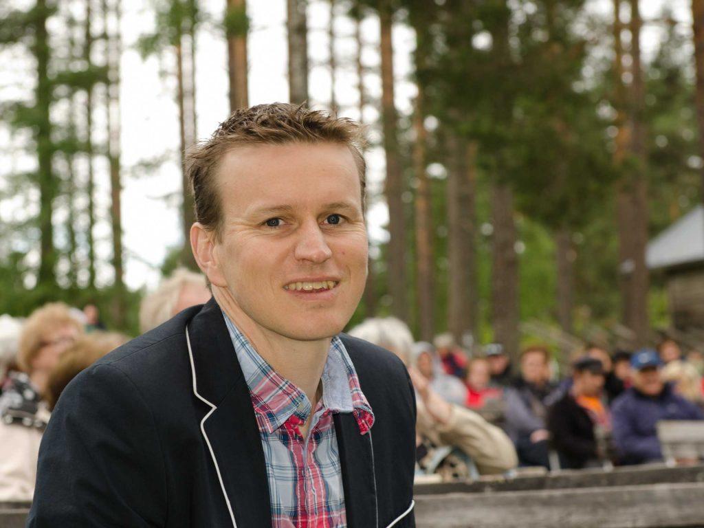 Johan Eriksson i Gläntan
