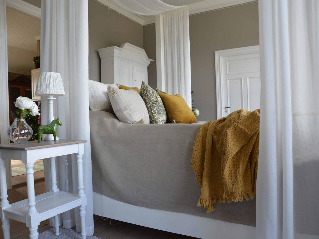 Sovrummet i Bondjersgården